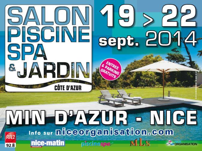 Salon Piscine Spa Jardin C Te D Azur Sur Le Blog