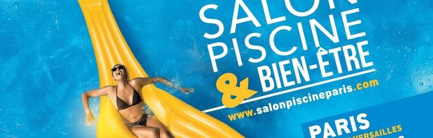Salon de la piscine et du spa 2016 (Bien-Etre), Paris