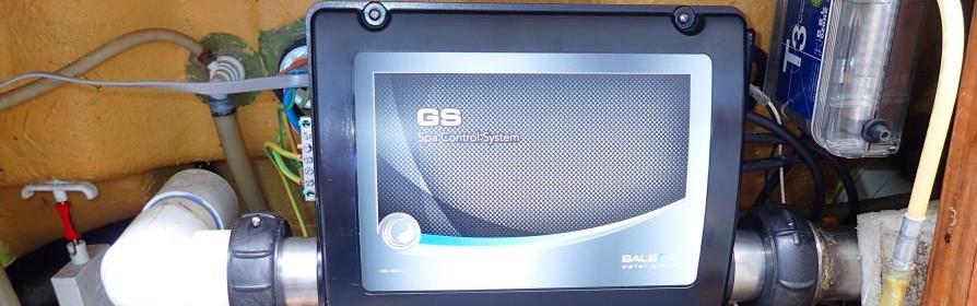 Balboa GS510SZ réparation spa