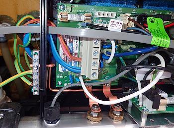 Balboa GS510SZ spa cablage 220V
