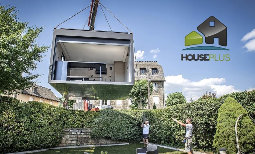 Cuisine extérieur couverte House Plus