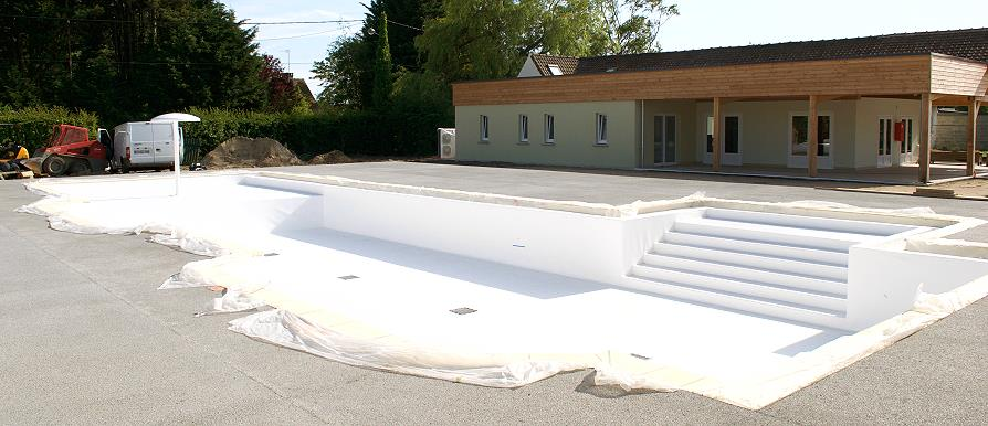 Tanch it de votre piscine avec un liner en pvc arm for Prix changement liner waterair