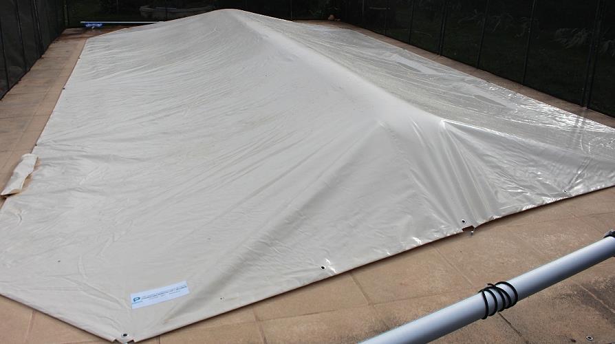 FLOT'UP Boudin gonflable d'hivernage piscine