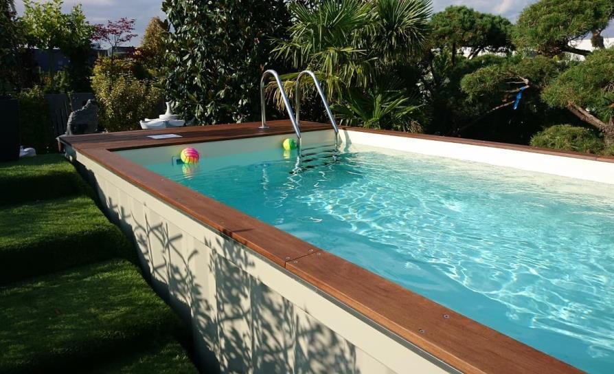 My Pool-tainer piscine conteneur