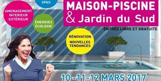 Salon Maison et Piscine du sud 2017