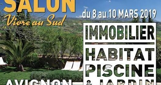 Salon Vivre au Sud Piscine Jardin 2019