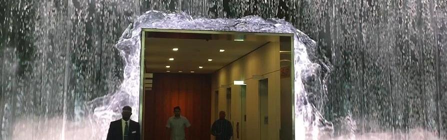 cascade virtuelle géante