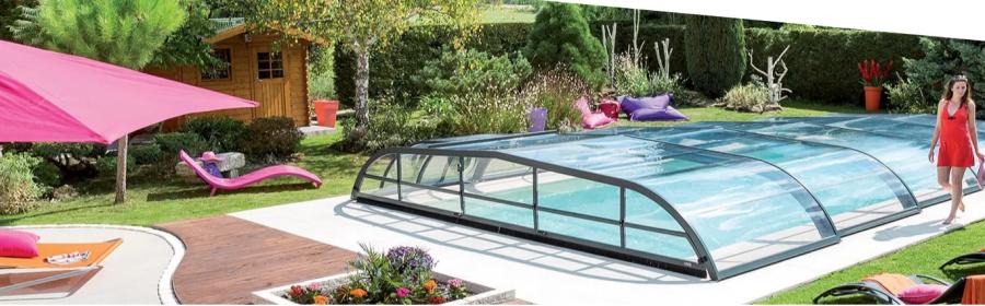 Abri de piscine Gustave Rideau