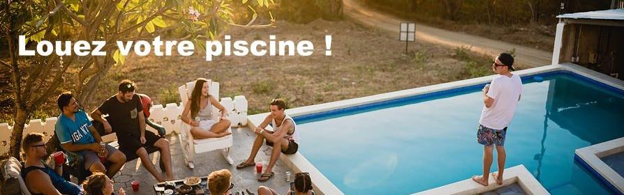 Location de piscines en France