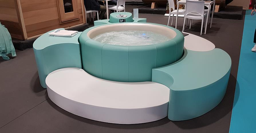 spa gonflable Softtub 2020