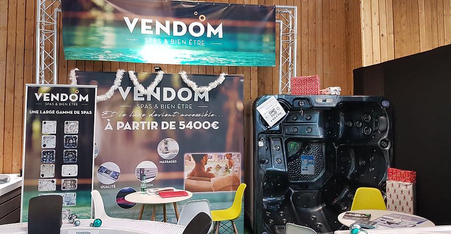 spas Vendom  stand salon 2019